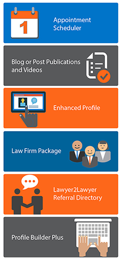 Non-traditional Lawyers Also Need a Web Presence