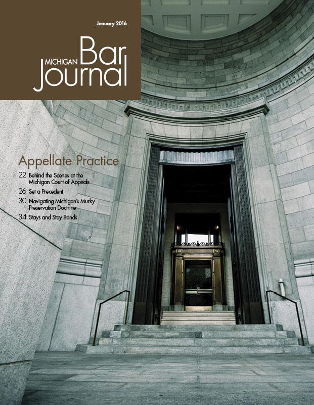 Michigan Bar Journal