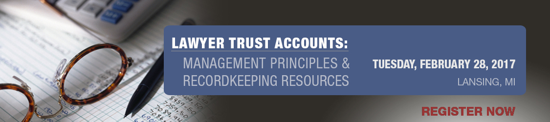 Lawyer Trust Accounts
