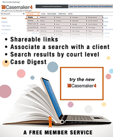 Casemaker—A Free Research Tool for Your Practice