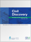 Civil Discovery Guidebook